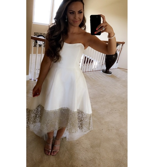 Betsy Adam Dresses Bridal Shower Dress Poshmark